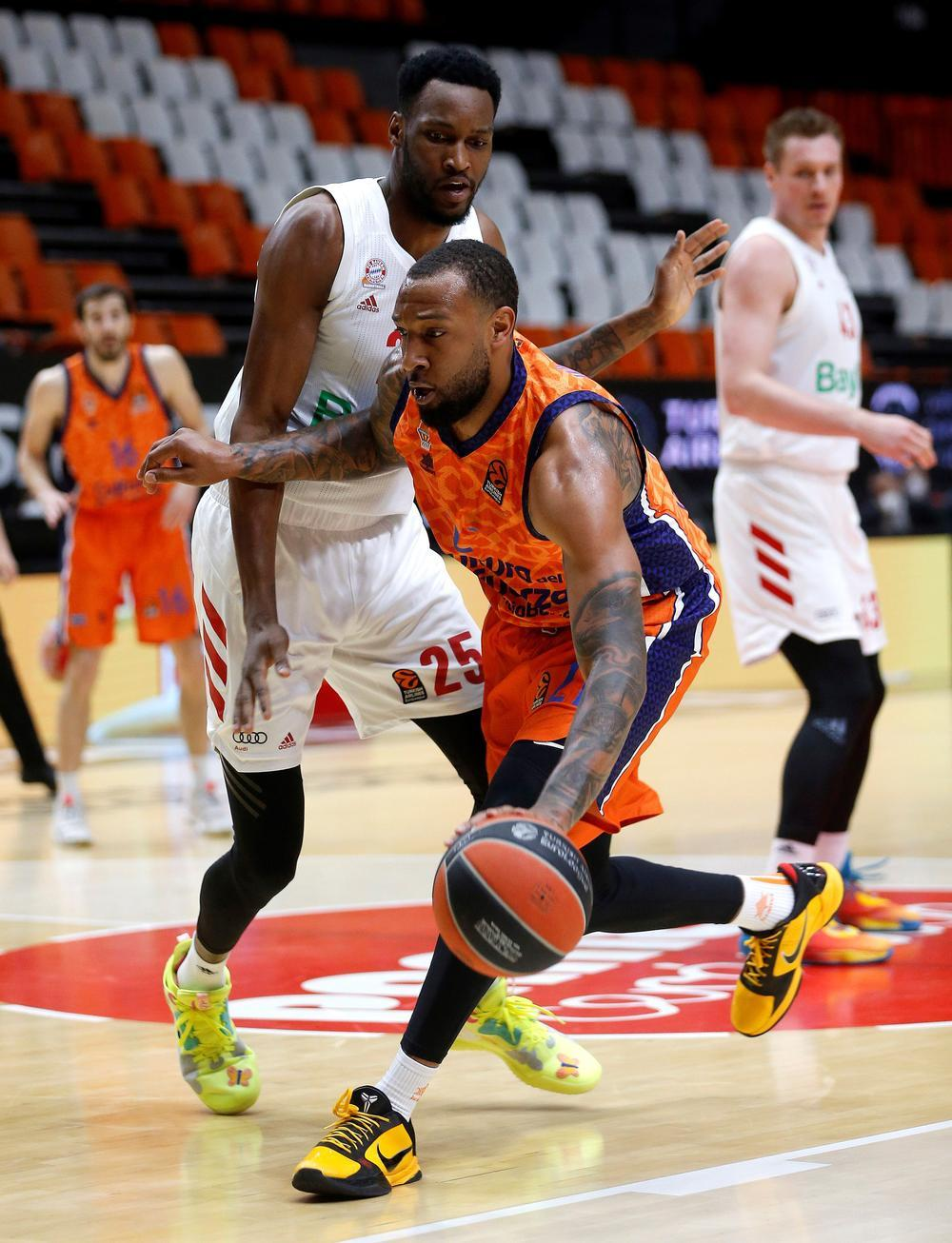 El Valencia Basket sigue muy vivo en Europa