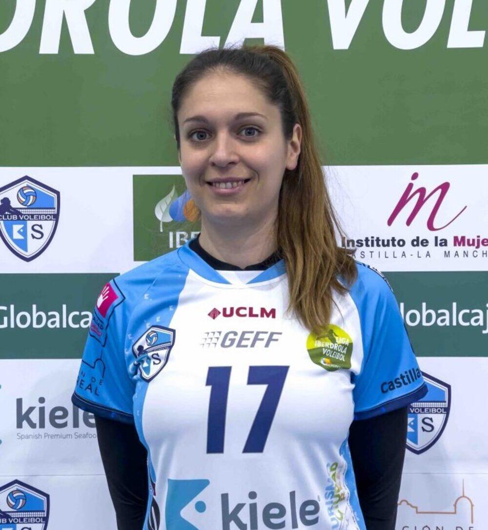 Monika Jovanovic.
