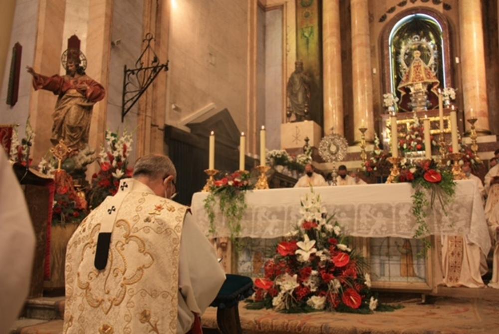 Talavera rubrica su consagración al Sagrado Corazón de Jesús