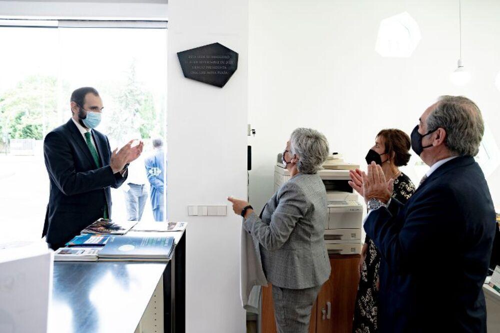 El Colegio de Farmacéuticos inaugura su nueva sede