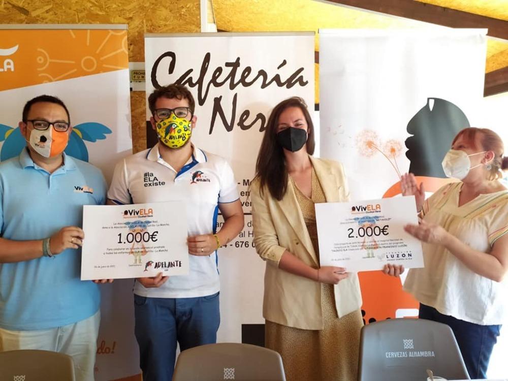 VivELA entrega sus premios solidarios
