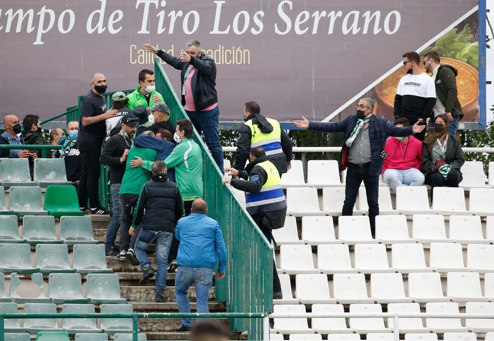 El CD Toledo se escapa de la jaula (6-0)