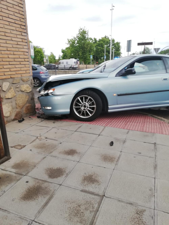 Siniestro ocurrido en la calle Carrera.