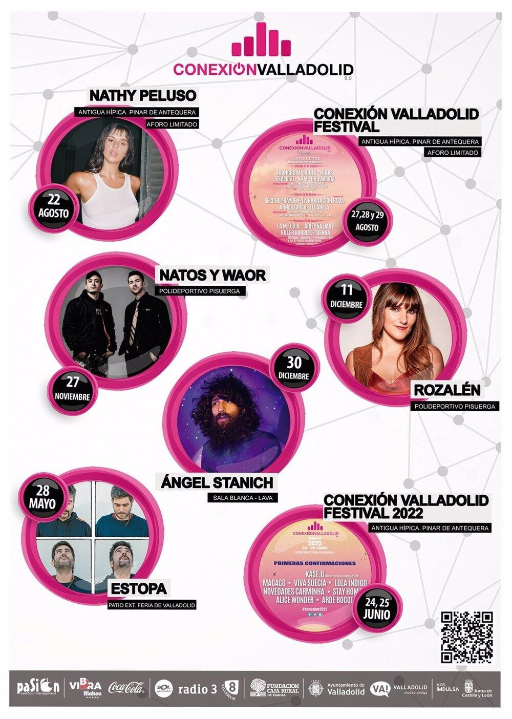 Rozalén dará un concierto el 11 de diciembre en Valladolid