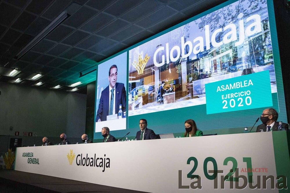 Asamblea General Globalcaja 2021