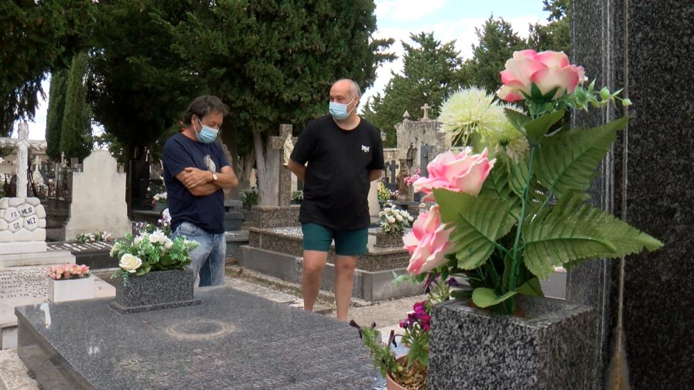 Recuerdos de la primera exhumación permitida en Soria