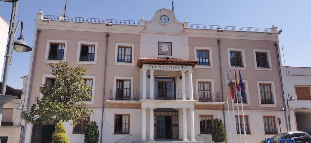 Fachada del Ayuntamiento de Socuéllamos