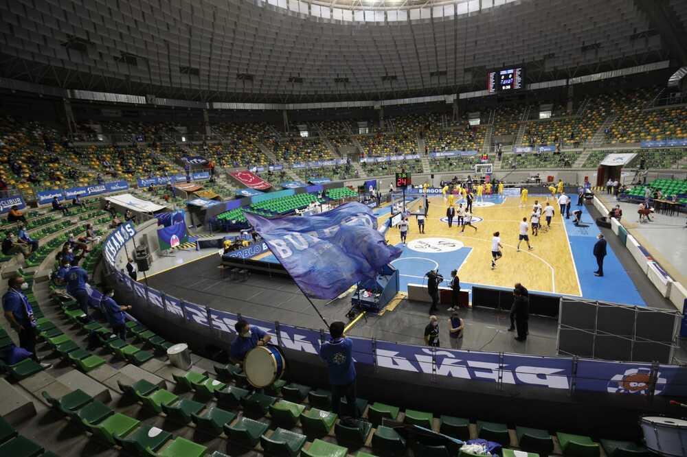 El público ha regresado al Coliseum 453 días después de la última vez.