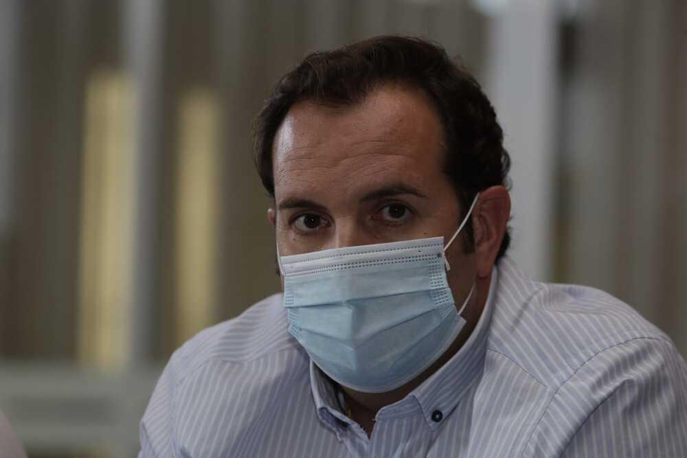 Benito Puebla, nuevo pandorgo de Ciudad Real 2021