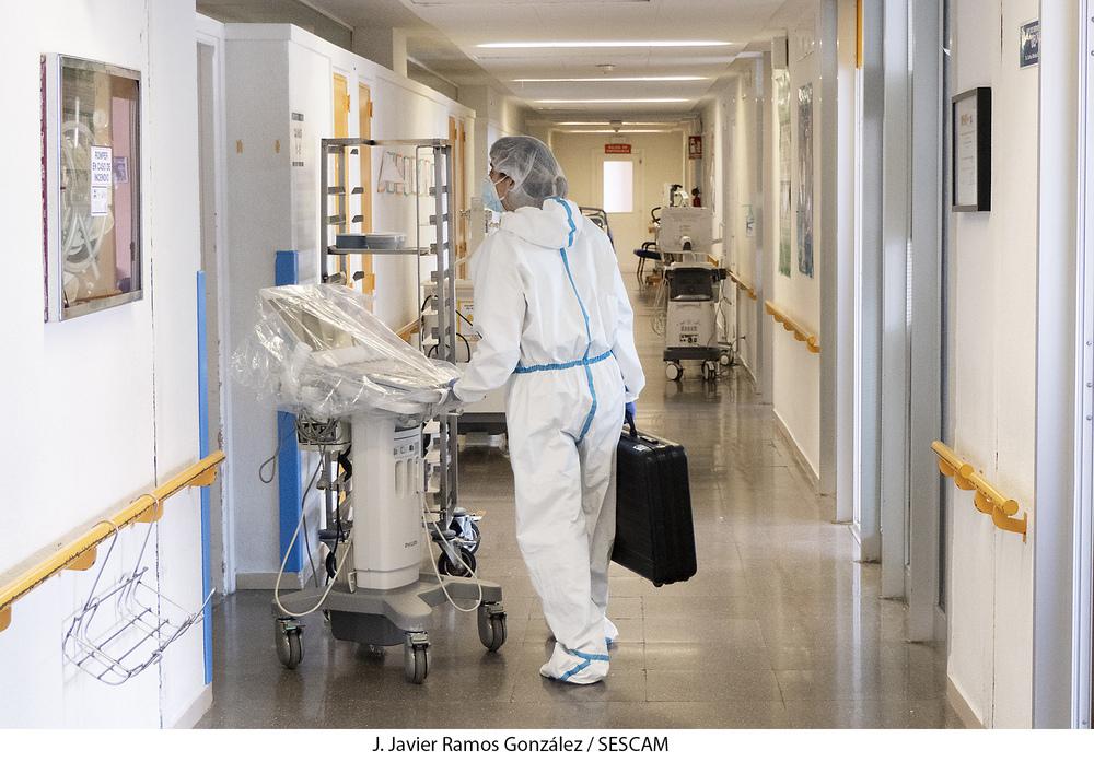 La pandemia deja datos esperanzadores en la última semana