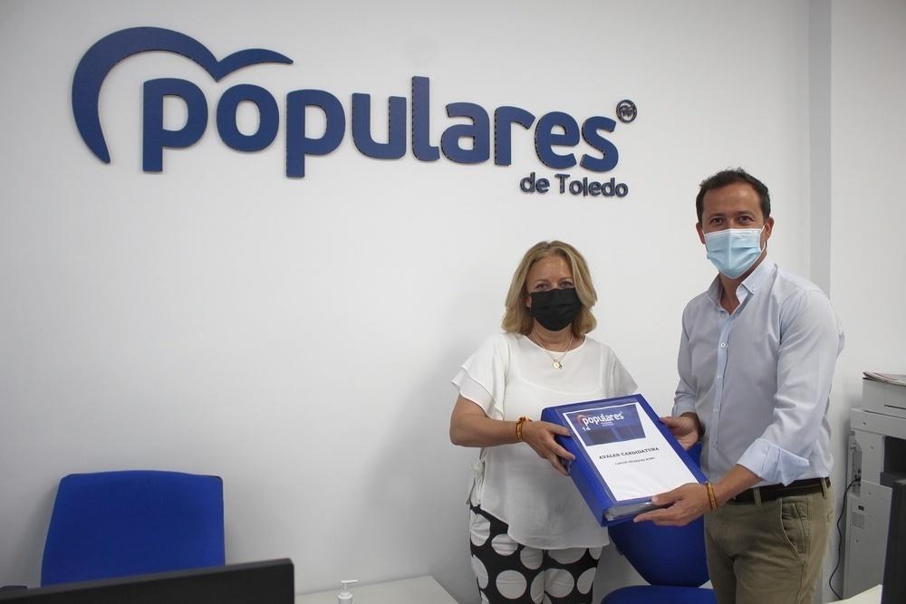 Carlos Velázquez, proclamado candidato a presidente del PP