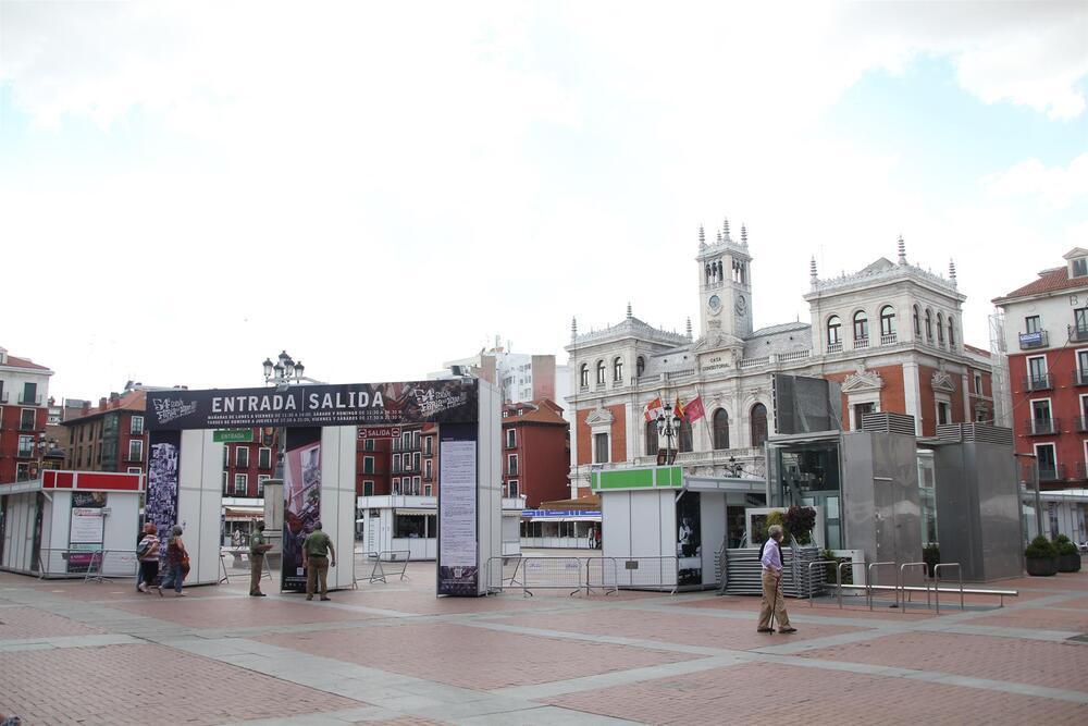 Feria del Libro de Valladolid.