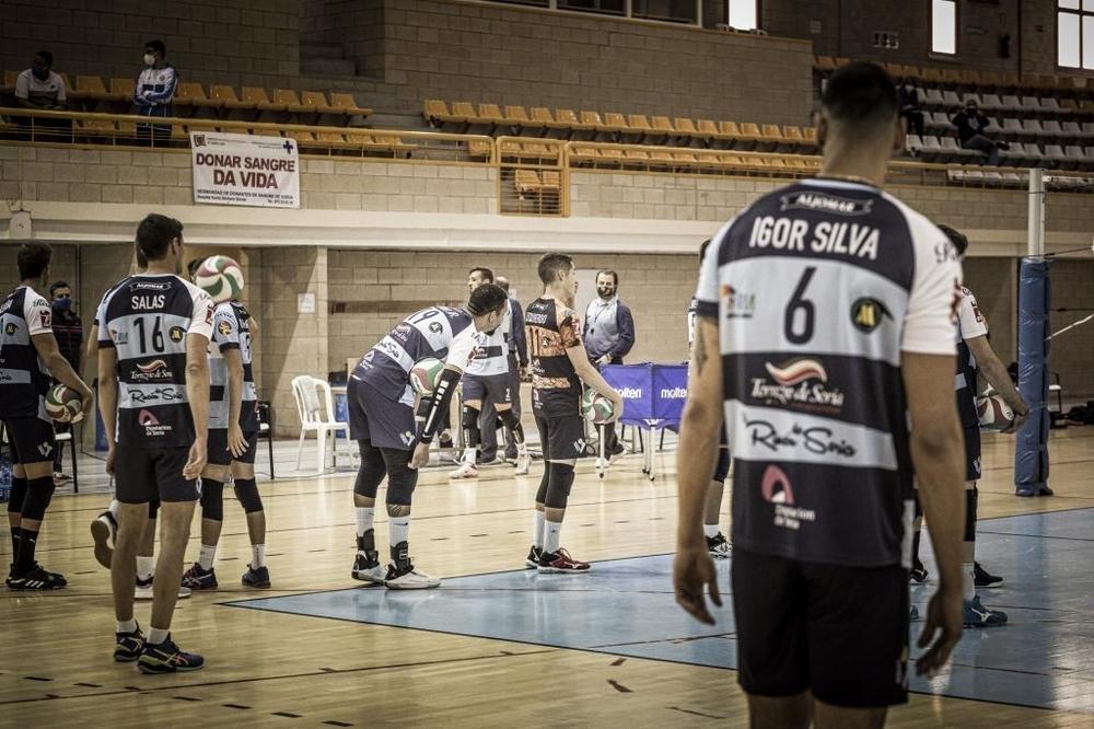 En directo: Río Duero-Almoradí, a asegurar el playoff