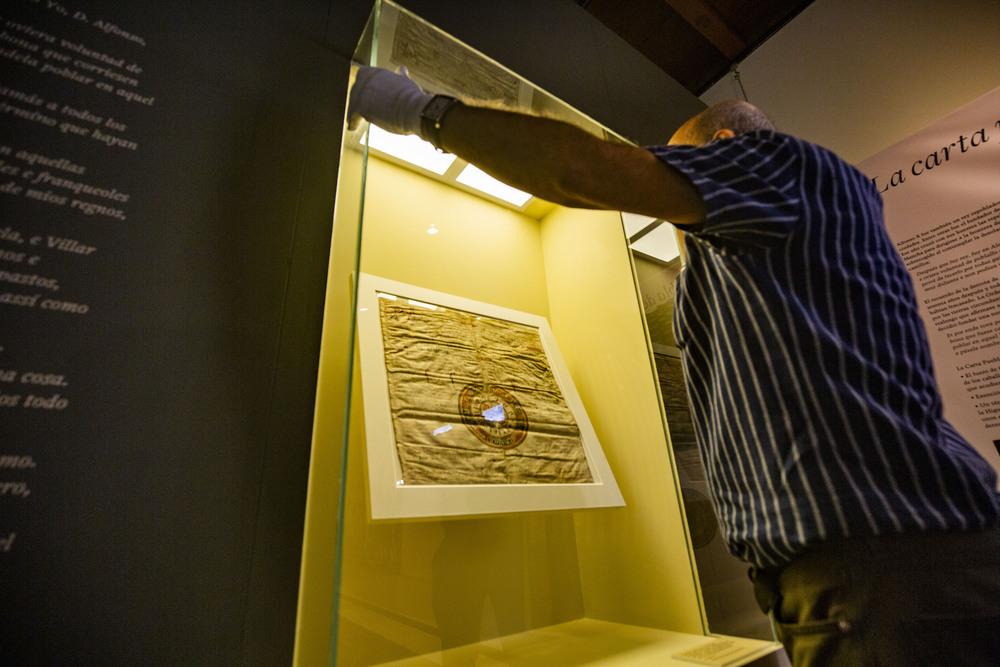 La Carta Puebla, de viaje tres décadas después