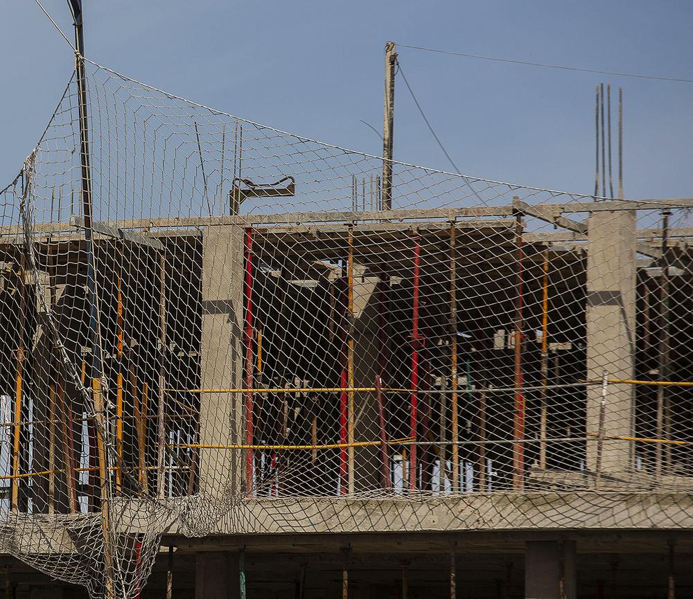 Las actividades vinculadas a la construcción encabezan el listado de grandes morosos.