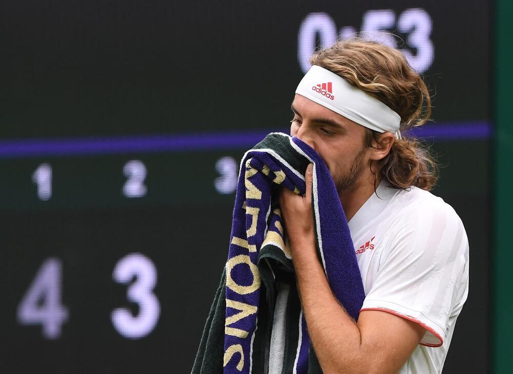 Tsitsipas, eliminado en la primera ronda de Wimbledon | Noticias Diario de  Ávila