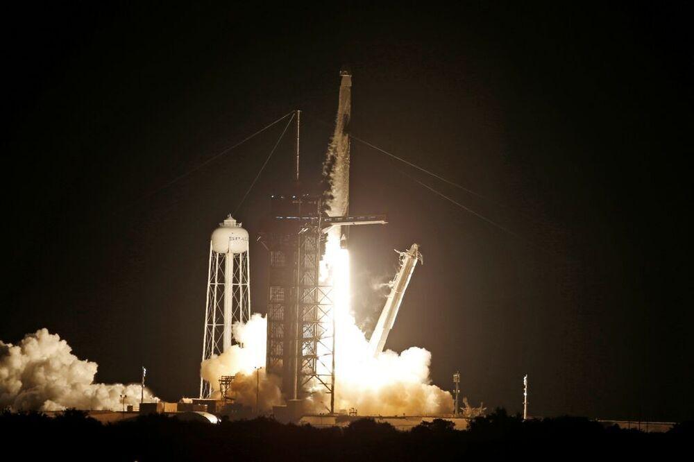 SpaceX abrió las puertas del espacio a los civiles