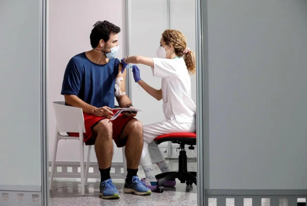 Casi el 70% de la población navarra está ya inmunizada