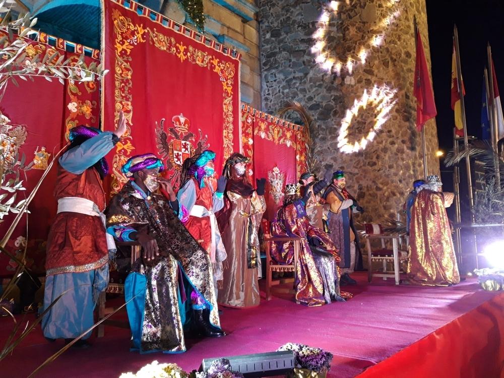 Los Reyes Magos siembran ilusión tras el año más complicado