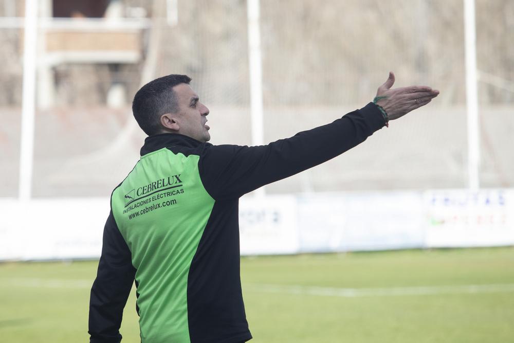 García seguirá una temporada más al frente de la Cebrereña