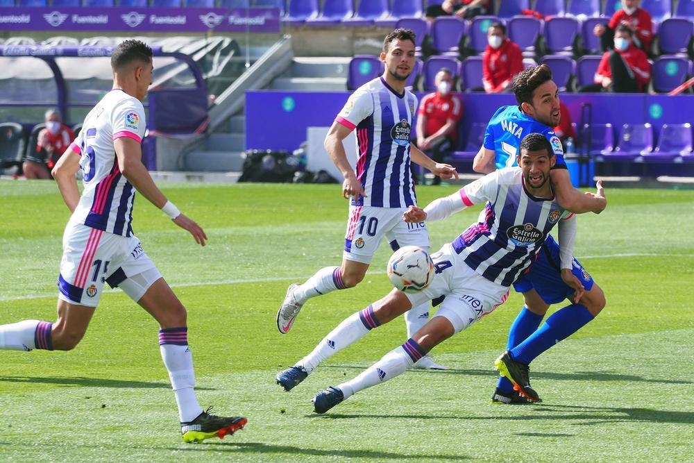 Real Valladolid vs Getafe