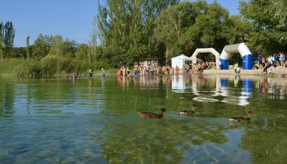 Las pruebas se disputaron en la Laguna del Rey.