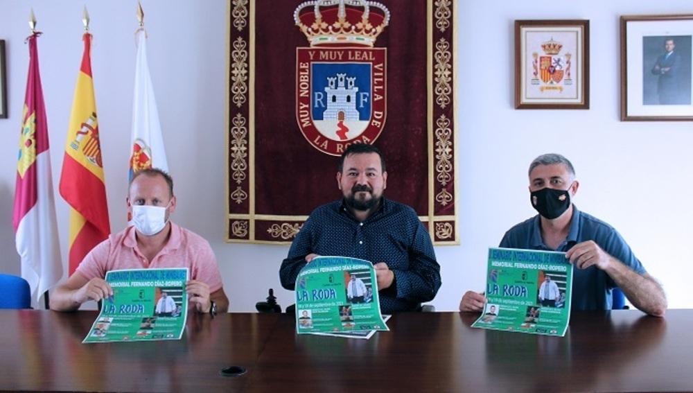 La Roda prepara un seminario internacional de minibasket