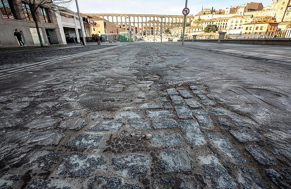 El Ayuntamiento tramita obras por valor de 2,2 millones