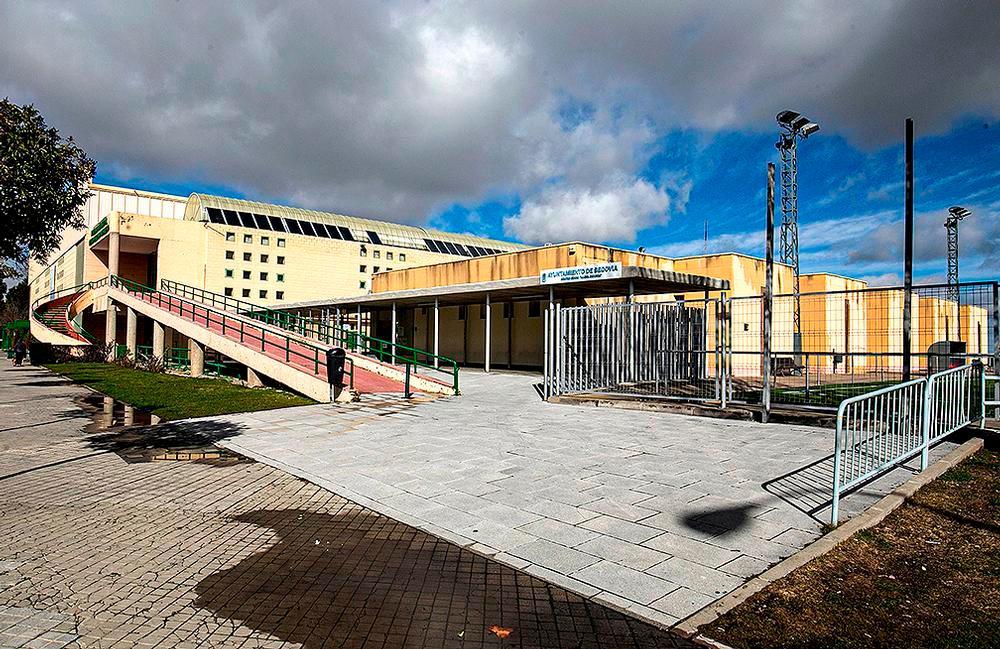 Centro cívico de Nueva Segovia.