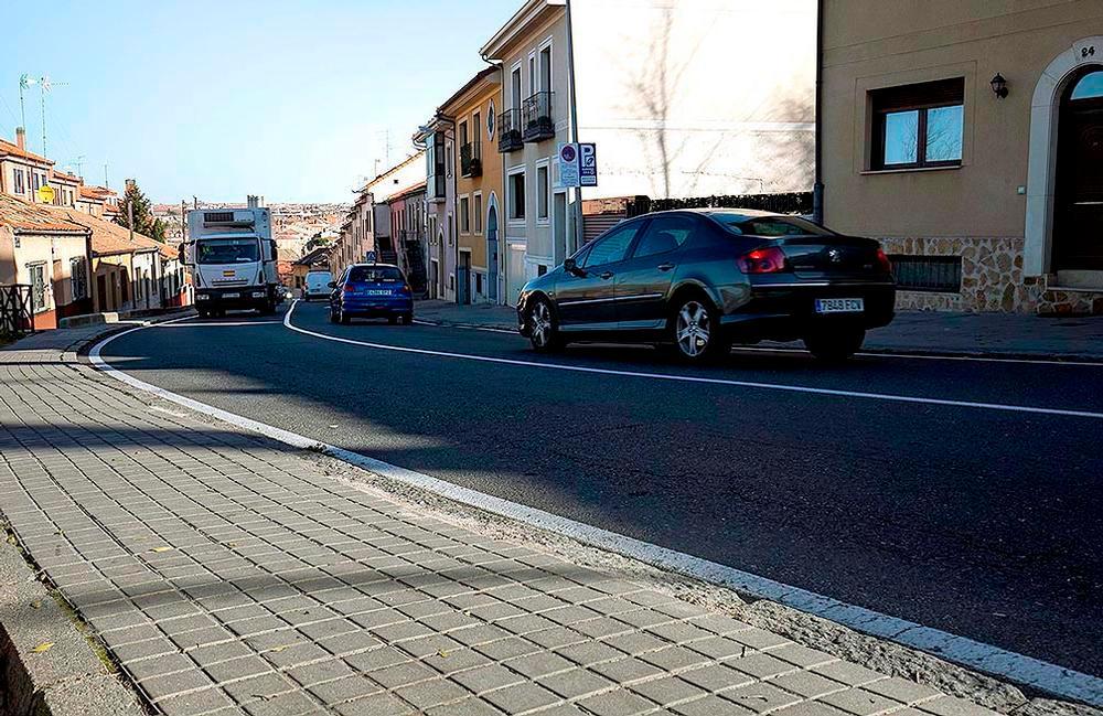 Calle San Gabriel.
