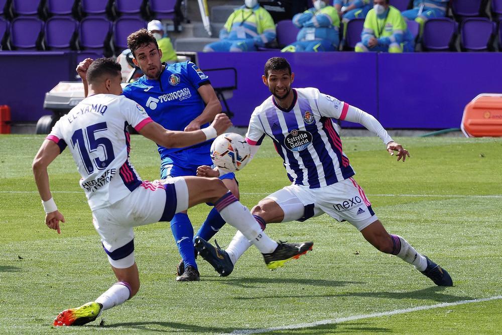El Real Valladolid gana ocho jornadas después