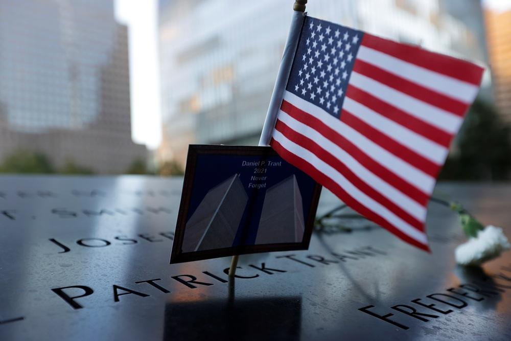 20th anniversary of September 11 attacks
