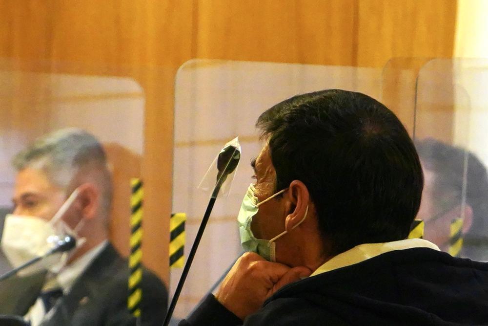 Juicio al expresidente de Asaja Valladolid Lino Rodríguez