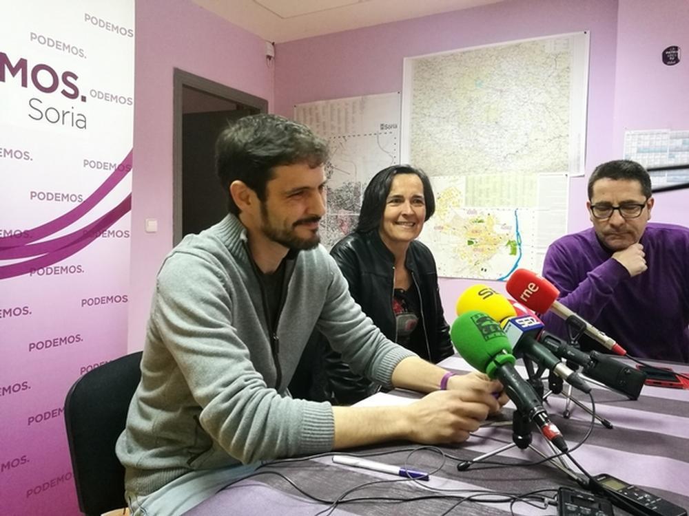 Ramiro no cree que el sorpasso de MásMadrid afecte a Podemos