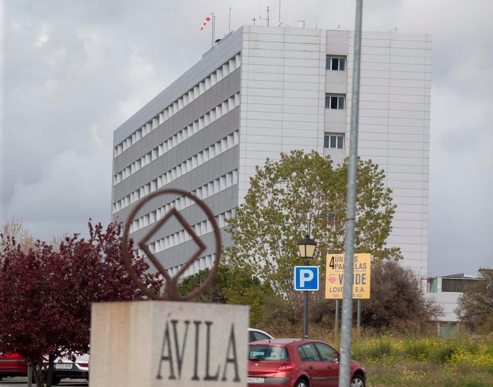 Un fallecido por covid en Ávila, casi un mes después
