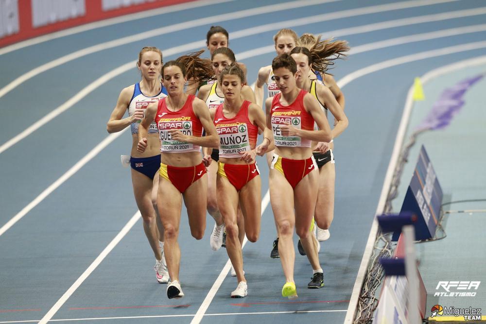 Marta Pérez se hace con el bronce en el Europeo