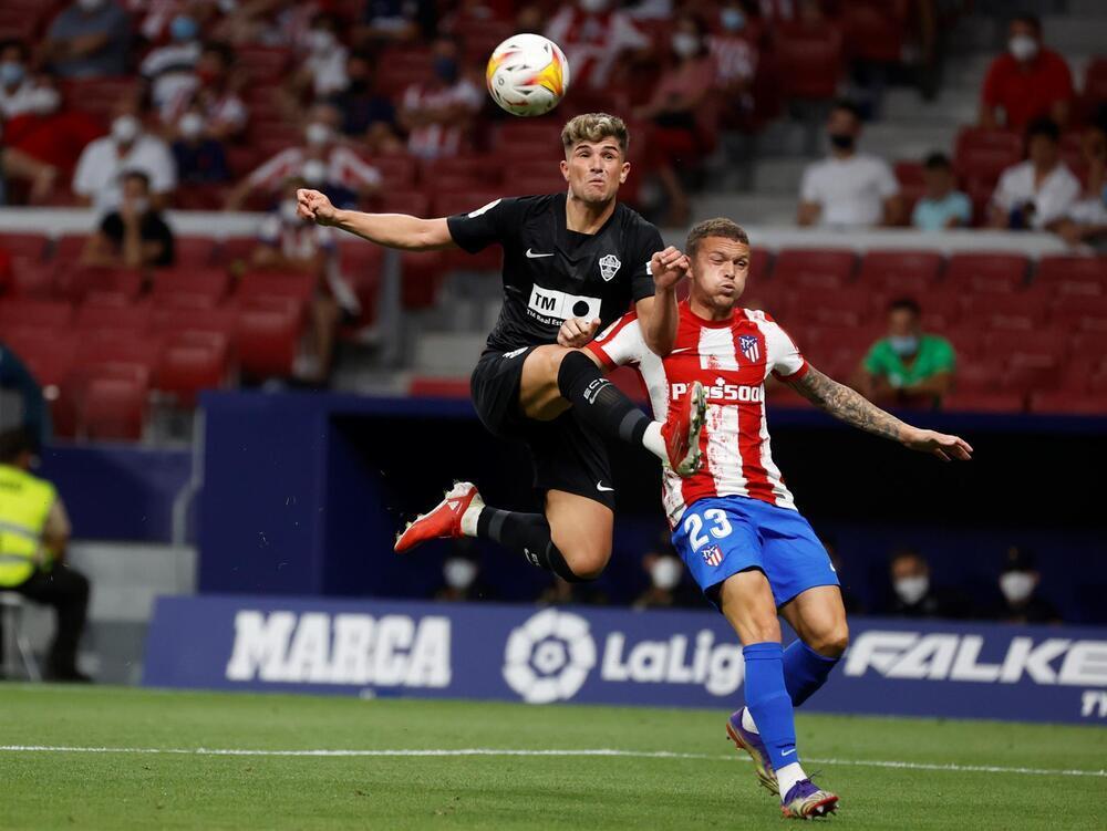 El Atlético sigue tirando de Correa