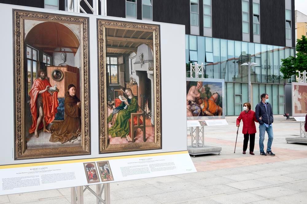 El Museo del Prado sale a la calle en Salamanca