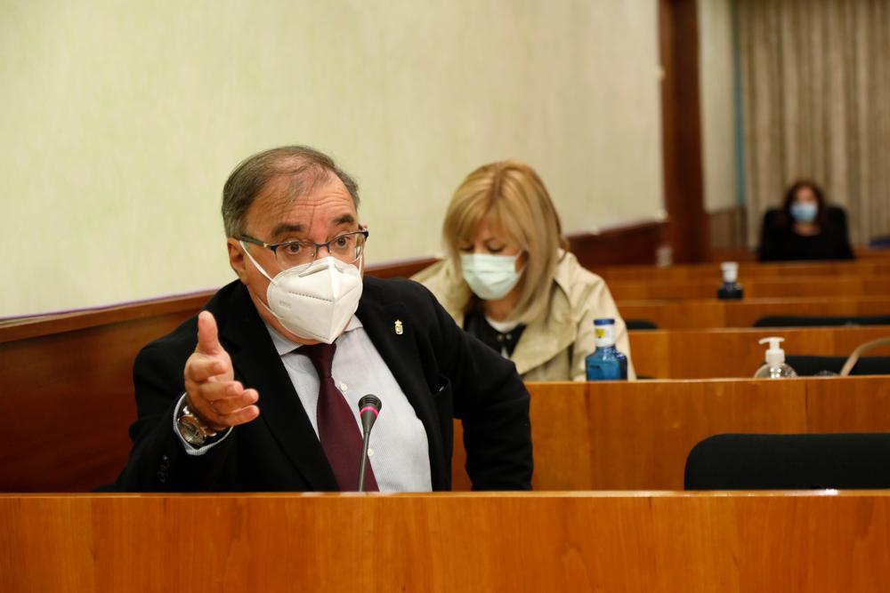 La Comisión de Fondos Europeos no pasará por las Cortes