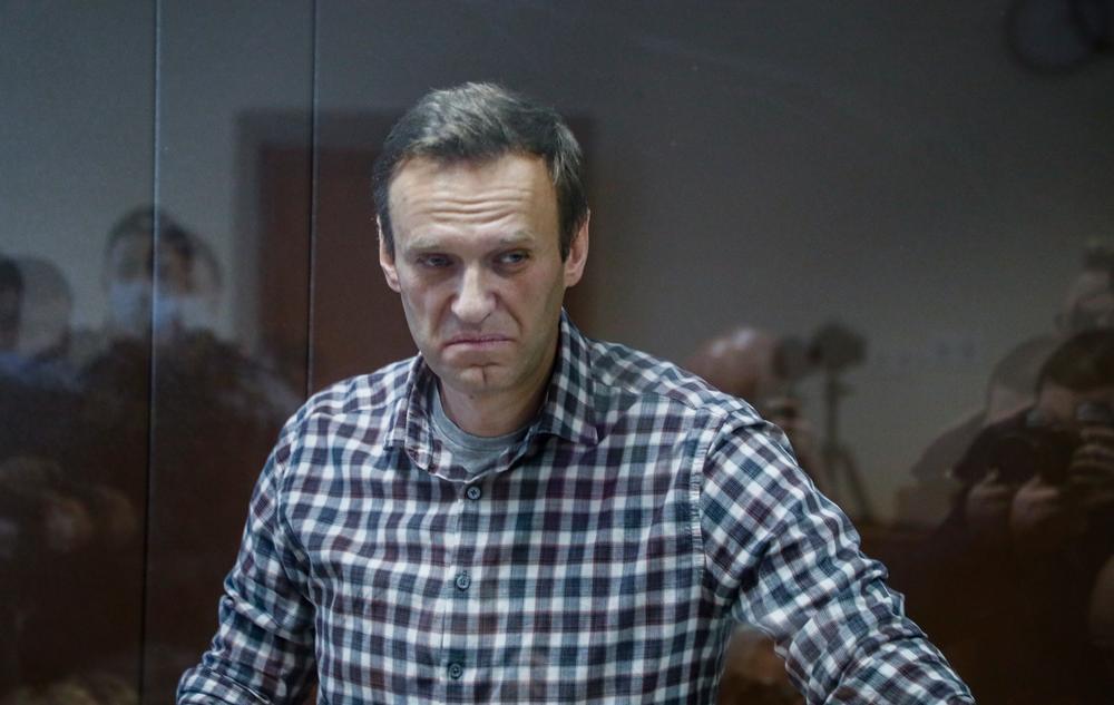 Navalni se declara en huelga de hambre en la cárcel