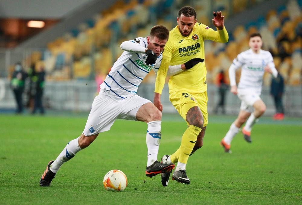 El Villarreal se lleva medio billete de Kiev