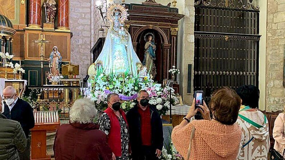 Devoción mariana, del Brezo a Valdesalce