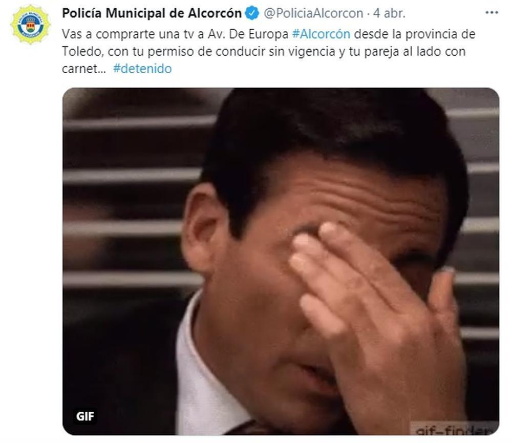 Detenido en Alcorcón un vecino de Toledo que fue de compras