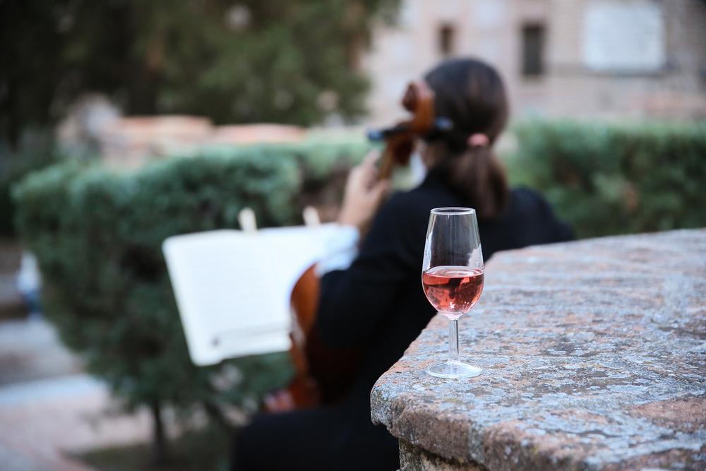 Nuevo éxito de las catas de vino al atardecer 'Sunset Wine'