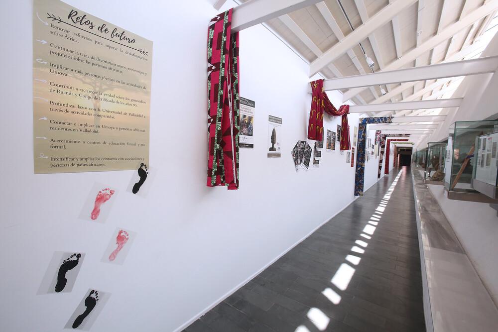 UMOYA celebra su 25ª aniversario en el Museo de Arte Africano Arellano Alonso de la UVa
