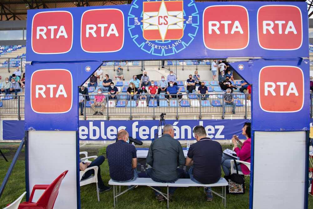 La asamblea tuvo lugar en el estadio Ciudad de Puertollano.