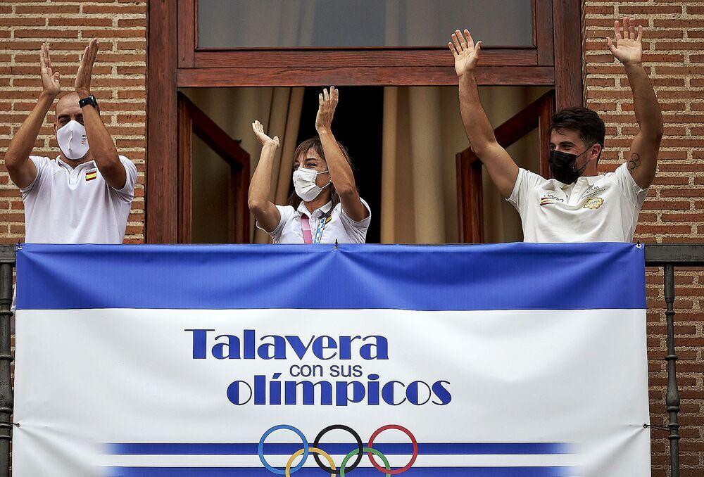 Talavera, a los pies de sus olímpicos