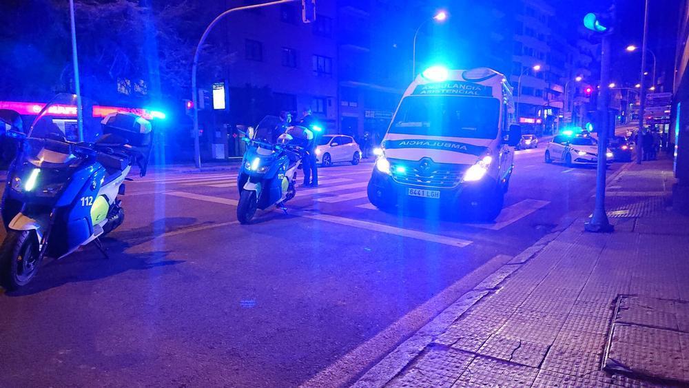 Atropello en la calle Tejera de Soria