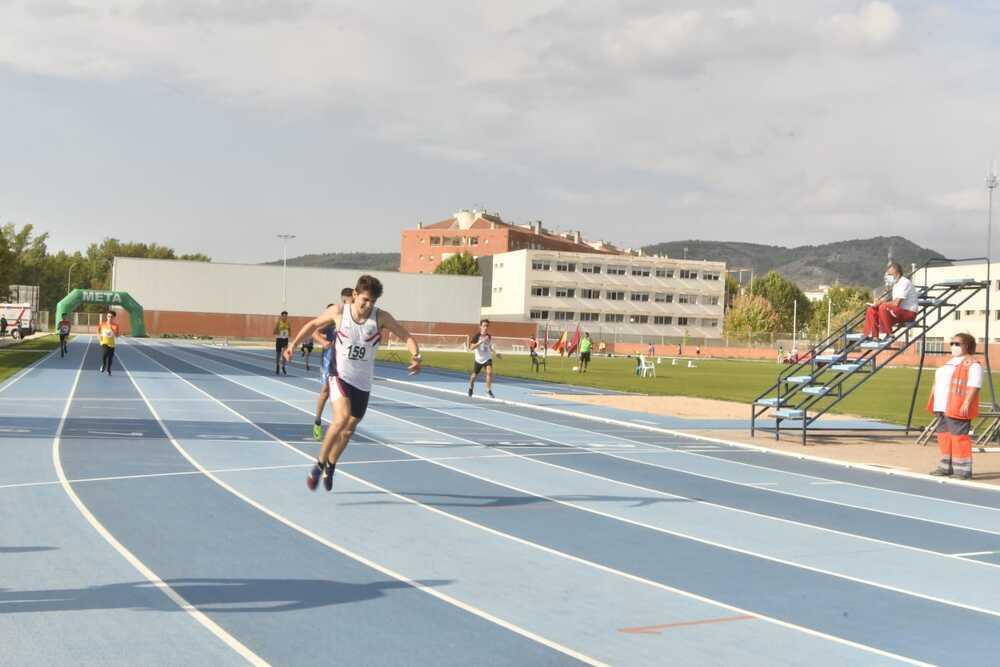 La pista Luis Ocaña hace marca