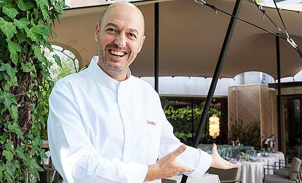 Urrechu aportará su experiencia en sus otros cinco restaurantes.